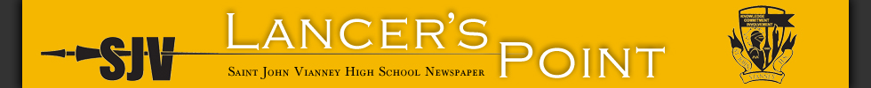 The student news site of Saint John Vianney High School