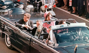 November 22 – Remembering President Kennedy 50 years later