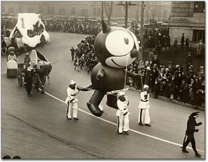 The History of The Macy's Thanksgiving Day Parade