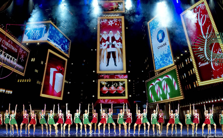 Lancer's Point : Radio City Christmas Spectacular Review