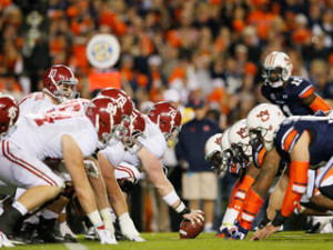 An Iron Bowl for the Ages