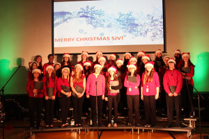 SJV Choir and Band Spread Cheer at the Annual Christmas Concert