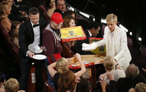 GLITZ, GLAMOUR…Pizza?