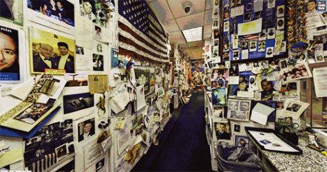 9/11 Family Room Opens to the Public