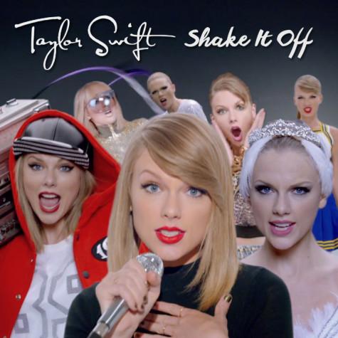 """Taylor Swift tells fan to """"Shake it Off"""""""