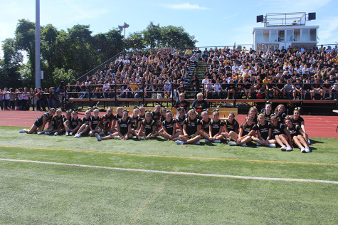 Fall Pep Rally 9.15.14