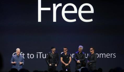 "Have ""U2"" Been Chosen to Receive a Free Album?"