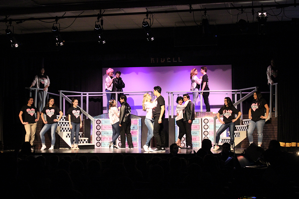 Lancers+Productions+Presents%3A+Grease