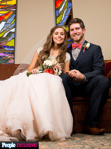19 Kids and Counting Jessa Duggar's Wedding