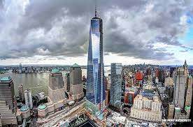 World Trade Center Rises from the Ashes