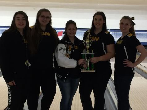Girls Bowling Team off to a Striking Start