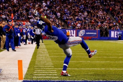 Odell Beckham Jr: The Giants' Key to Future Success?