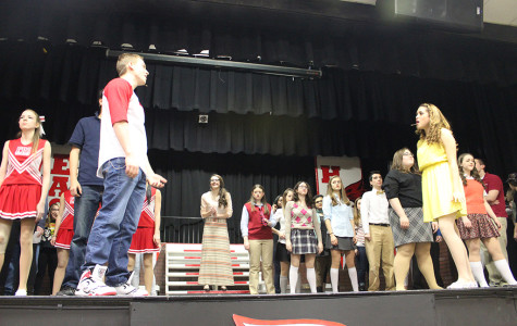Backstage Pass: High School Musical