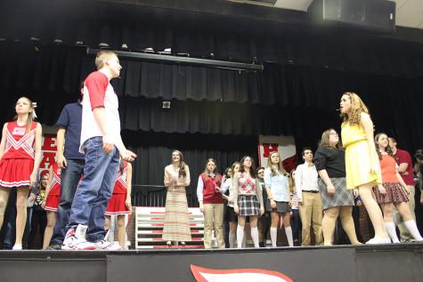 Backstage Pass: High School Musical