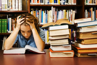 Stress: Senior Year vs. Freshman Year