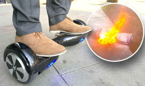 Amazon Gets Rid of the Exploding Hoverboard