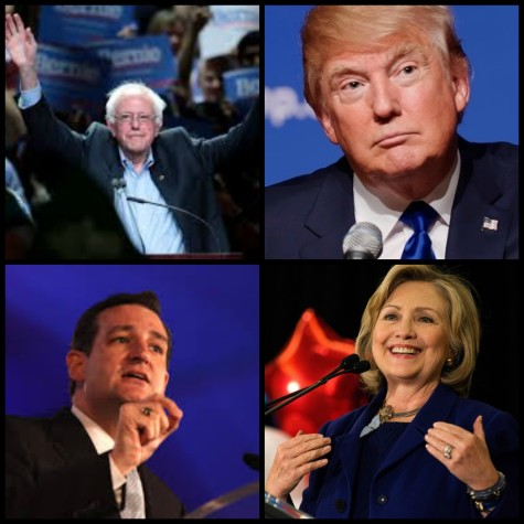 More Caucuses, Primaries, and Super Tuesday