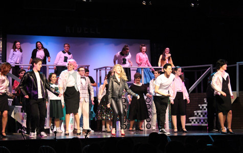 Lancers Productions Presents: Grease