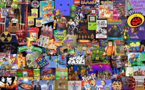 Childhood Nostalgia: Shows and Movies of Today based on those of Yesterday