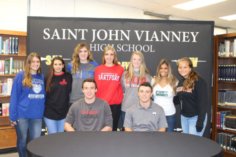 SJV's Fall Signing Day