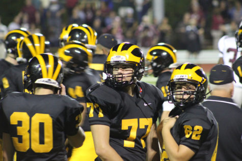 Lancers v. Caseys: SJV Football Takes on RBC