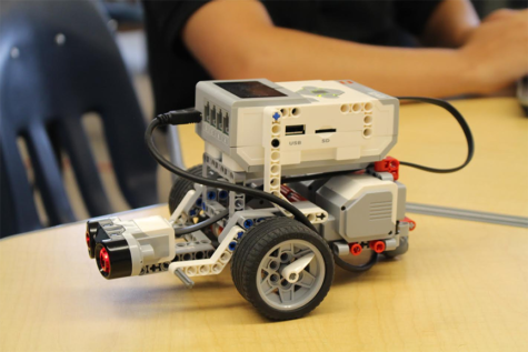 SJV's Robotics and Engineering Classes