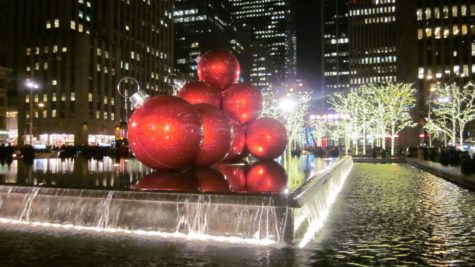 Christmastime in the City