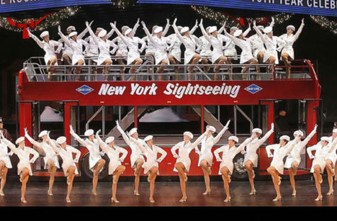 The Radio City Christmas Spectacular!