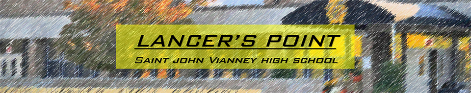 Saint John Vianney High School's News Site.