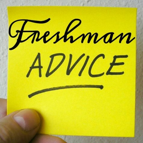 Some Advice for Freshmen, From A Senior