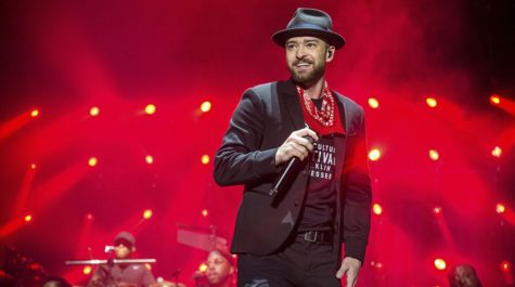 Justin Timberlake Takes on the Half-Time Stage
