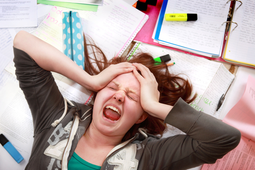 How to Stay Calm While Applying to College