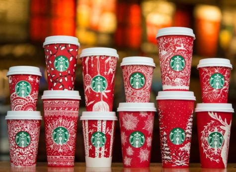 The Holidays Arrive at Starbucks