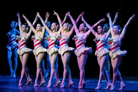 The Magic Behind the Rockettes
