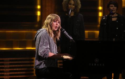 Taylor's Emotional Tonight Show Visit
