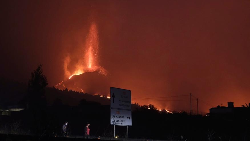 Pain in Spain; National Disaster Slam La Palma